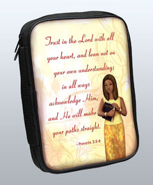 Proverbs 3:5-6 81414 Bible Cover