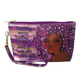 Everything Works Together Cosmetic Pouches--GBaby