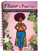 Flower PowHer 2019 Weekly Inspirational Planner