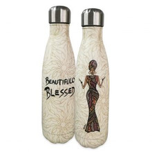 Beautifully Blessed  Stainless Steel Bottles--Cidne Wallace