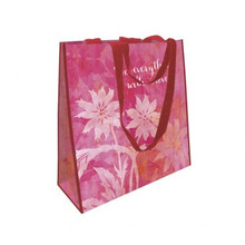 Do Everything with Love Eco Shopping Bags--Sharyn Sowell