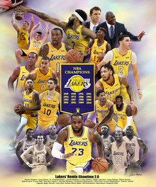 Lakers Remix: Showtime 2.0--Wishum Gregory