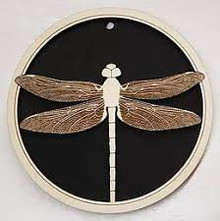 Dragonfly Set of 4 Coaster
