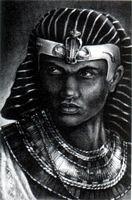 Ramses II Art Print--JC Bakari