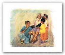 Pass It On Limited Edition Art Print--Alonzo Adams