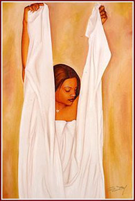 Basking In His Glory Art Print--Gerald Ivey