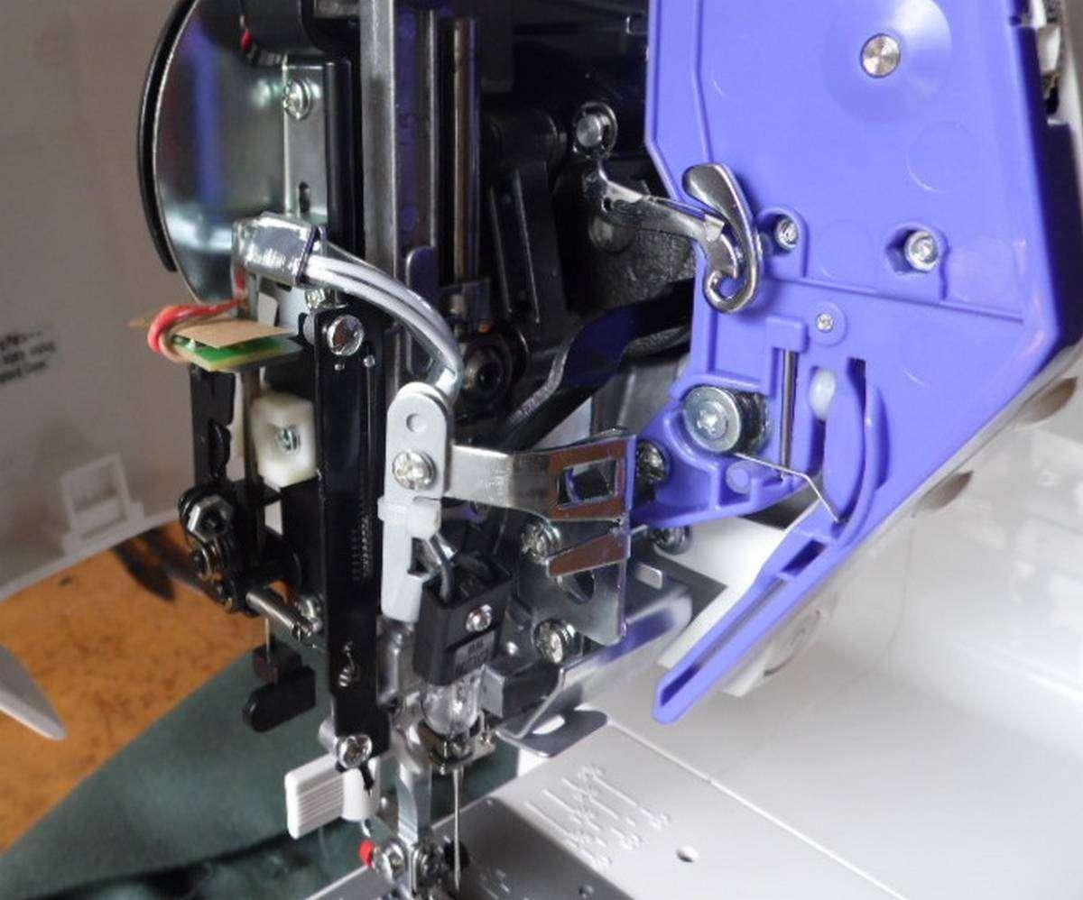 Sewing machine service and repair