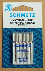 Schmetz Universal sewing machine Needles (130/705 H)