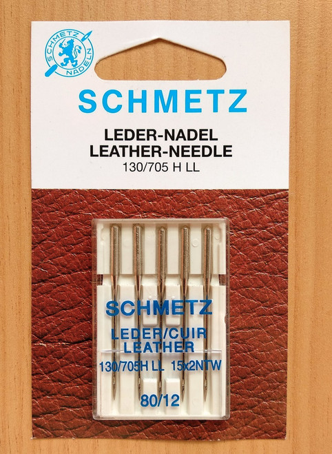 Schmetz Leather Sewing Machine Needles