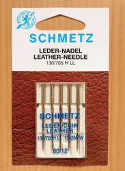Schmetz Leather Sewing Machine Needles