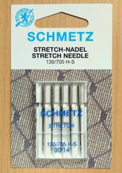 Schmetz stretch sewing machine needles