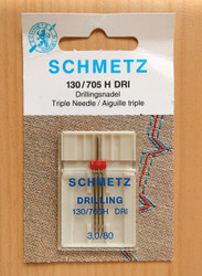 Schmetz Triple sewing machine needles