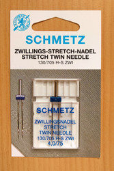 Schmetz Twin Stretch Household Needles