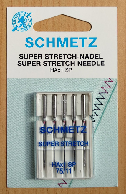 Schmetz Overlocker Needles (HA X 1SP)