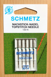 Schmetz Topstitch Sewing Machine Needles