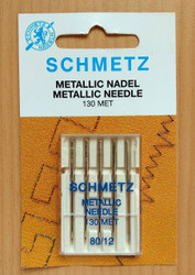 Schmetz Metallic Household Sewing Machine Needles