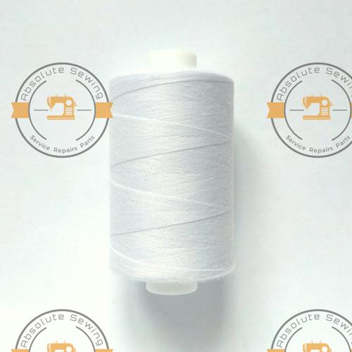 Spun Polyester 120 - White