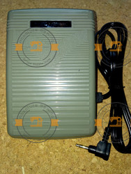 This Generic electronic foot control will fit Janome and Elna Sewing machines.