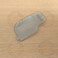 Slide Plate for Brother Sewing Machine - XC2369051