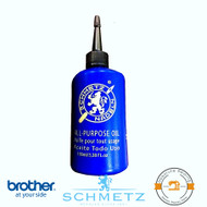 SCHMETZ Clear Sewing Machine Oil