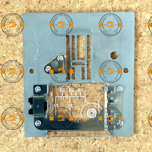 Needle Plate for Janome and Elna - 754636102