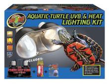 Zoo Med Aquatic Turtle UVB & Heat Lighting Kit