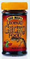 Zoo Med Leopard Gecko Food .4oz