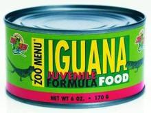 Zoo Med Iguana Juvenile Formula Food can wet 6oz