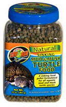 Zoo Med ZM-66 Sinking Mud & Musk Turtle Food 2.15oz