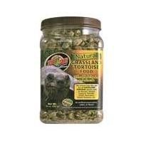 Zoo Med Natural Grassland Tortoise Food 35oz