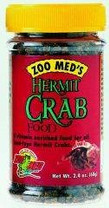 Zoo Med Hermit Crab Food 2.4oz