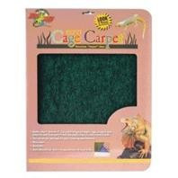 Zoo Med Cage Carpet 12 x 24in 15 20gal