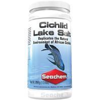 Seachem Cichlid Lake Salt 250gm 8.8oz