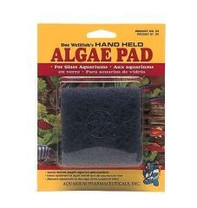 API Doc Wellfish's Hand Held Algae Pad Glass Aquariums