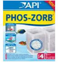 API nexx & Rena SmartFilter Phos-Zorb Size 4 2pk