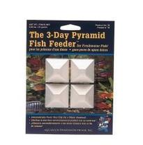 API 3-Day Pyramid Fish Feeder 4pk