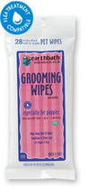 earthbath Grooming Wipes Puppy 28ct