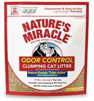 Natures Miracle Just for Cats Corn Cob Cat Litter 10lb