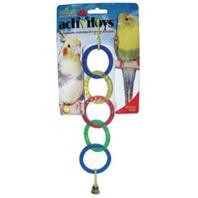 JW Pet Activitoy Olympia Rings