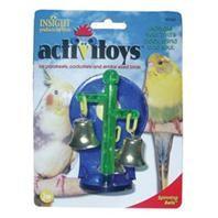 JW Pet Activitoy Spinning Bells