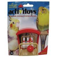 JW Pet Activitoy Birdie Bowling