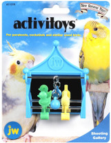 JW Pet Activitoy Shooting Gallery
