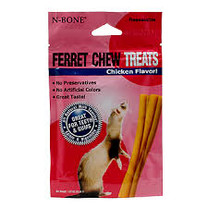 N-Bone Ferret Chew Treats Chicken Flavor 1.87oz