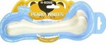 N-Bone Pearly Whites Chew Bone Vanilla Mint flavor Jumbo for 41+ lb dogs