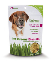 Bell Rock Growers Biscuits Turkey & Sweet Potato Dog treats 7oz