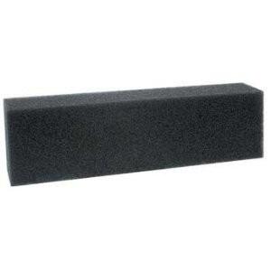 Eshopps Square Rectangular Filter Foam Large 4x2.25x13.5