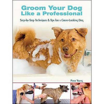 Groom Your Dog Like A Professional Book Groom Your Dog Like A Pro