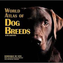 World Atlas of Dog Breeds Book