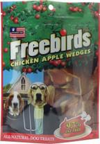 Petsport Freebirds Chicken Apple Wedges 6oz