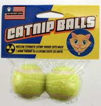 Petsport Catnip Balls 2pk